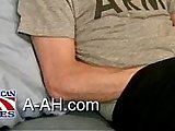 american, army, blonde, cock, jerking, muscle, soloboy, stud